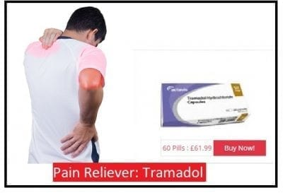 Pain Reliver tramadol