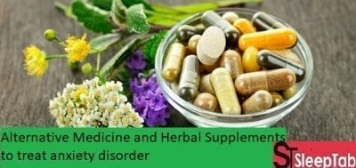 Alternative Medicine and Herbal Supplements
