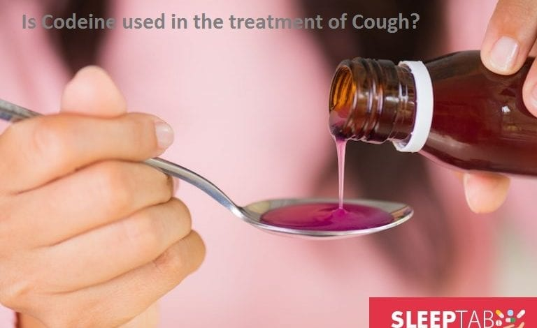 Codeine for cough
